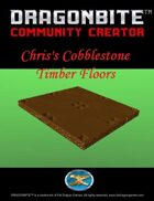 Timber Cobblestone 4x4 Floors