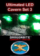 Ultimate LED Cavern Set 3