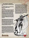 Of Angels & Demons [Min-Campaign Setting]