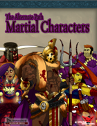 Alternate Paths: Martial Characters