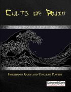 Black Streams: Cults of Ruin