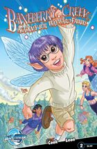 Baneberry Creek Academy for Wayward Fairies #2
