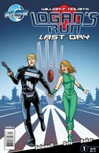 William F. Nolan's Logan's Run: Last Day #1