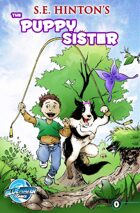 S.E. Hinton's The Puppy Sister #0