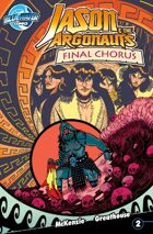 Jason & the Argonauts: Final Chorus #2