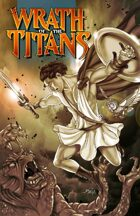 Wrath of the Titans (novel)