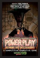 Power Play - Competitive Narrative Game