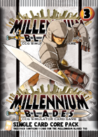 The World of Millennium Blades Art Book