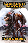 Flesh & Blood - BBFRPG Accessory