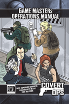 Covert Ops - GMs Operations Manual (Softcover)