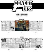 Covert Ops - GMs Screen Print & Play