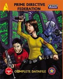Federation PD20 Modern on DriveThruRPG.com
