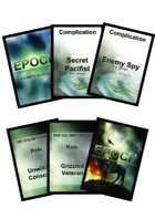 EPOCH: War Stories Card Deck