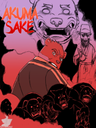 Akuma Sake, Part 1 Of An Undelightful Turn Of Events