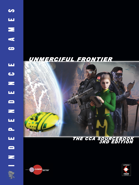 Unmerciful Frontier: The CCA Sourcebook