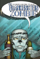 The Frankenstein Zombie #3