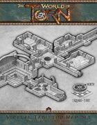 Raven Downs Dungeon Virtual Tabletop Map Set