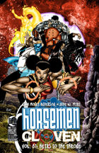 The Horsemen: Mark of the Cloven Vol. 01 - Heirs to the Throne
