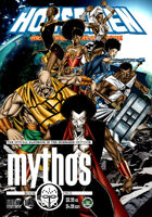 Mythos: The Official Handbook of the Horsemen Universe