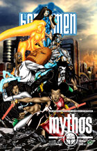 Mythos: The Official Handbook of the Horsemen Universe Book Two