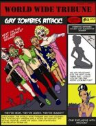 Gay Zombies Attack - WWT Issue Three