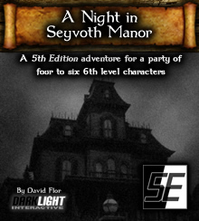 Seyvoth Manor