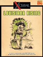 Xcrawl: Louisiana Crawl (DCC RPG Edition)