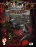 Wicked Fantasy Factory #0: Temple of Blood
