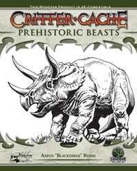 Critter Cache 2: Prehistoric Beasts on Goodman Games