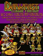 Darkfast Classic Fantasy Set Three: Goblins and Hobgoblins