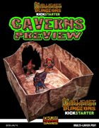 Darkfast Dungeons: Caverns Preview