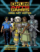 Okumarts Art Rates Guide 2018