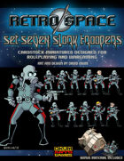 Retro Space Set Seven: Slork Troopers
