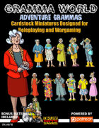 Gramma World: Adventure Grammas