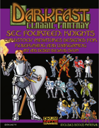 Darkfast Classic Fantasy Set Fourteen: Knights