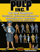 Pulp Inc. Set One: Gangsters