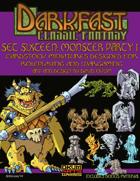 Darkfast Classic Fantasy Set Sixteen: Monster Party One