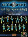 Retro Space Set One: Space Patrol