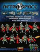 Retro Space Set Two: The Imperiax