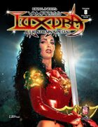 Kirk Lindo's Vampress Luxura Volume 8: Julie Strain Special