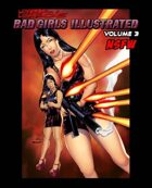 Kirk Lindo's BAD GIRLS ILLUSTRATED Collection V1 - V3 [BUNDLE]