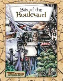 Bits of the Boulevard on RPGNow.com