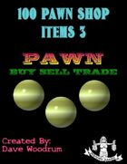 100 Pawn Shop Items 3