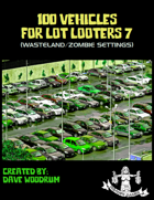 100 Vehicles For Lot Looters 7