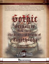 Gothic Grimoires: The Sepulchral Swaths of Tanoth-Gha