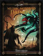 Mythic Monsters #31: Daemons