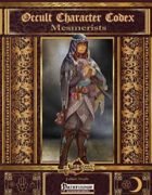 Occult Character Codex: Mesmerists