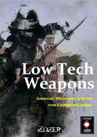 Low Tech Weapons