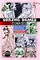 Daring Dames Diaries
