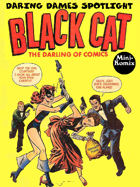 Daring Dames Spotlight: Black Cat-The Darling Of Comics